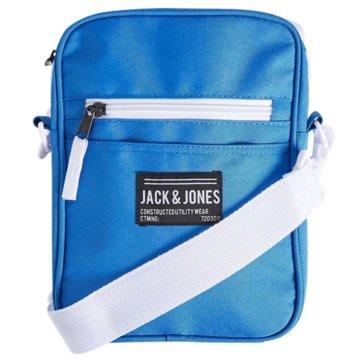 Jack & Jones Umhängetasche blau