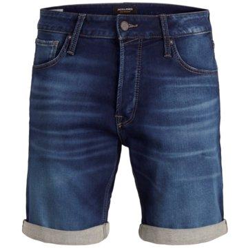 Jack & Jones Jeans Shorts blau