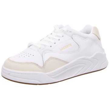 Lacoste Top Trends Sneaker weiß