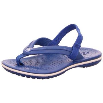 CROCS WassersportschuhCrocb. Strap Flip K blau
