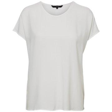 Vero Moda T-Shirts weiß