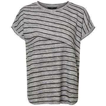 Vero Moda T-Shirts grau