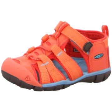 Keen Offene SchuheSeacamp II CNX orange