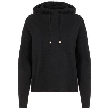Vero Moda Kapuzenpullover schwarz