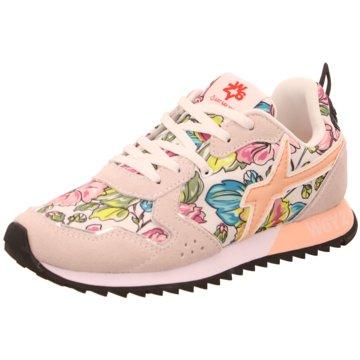 W6YZ Sneaker Low bunt