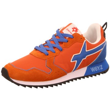 W6YZ Sneaker Low orange
