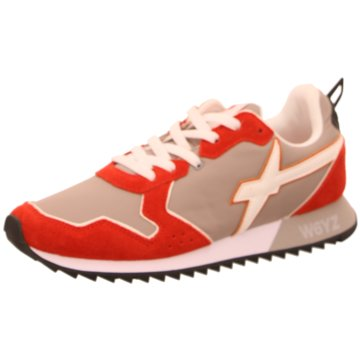 W6YZ Sneaker Low rot