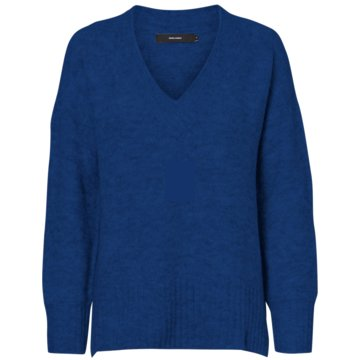 Vero Moda Strickpullover blau