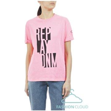 Replay Damenmode rosa