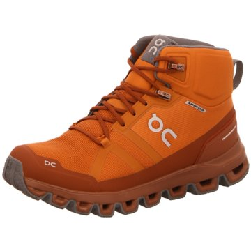 ON Outdoor Schuh orange