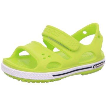 CROCS Wassersportschuh grün