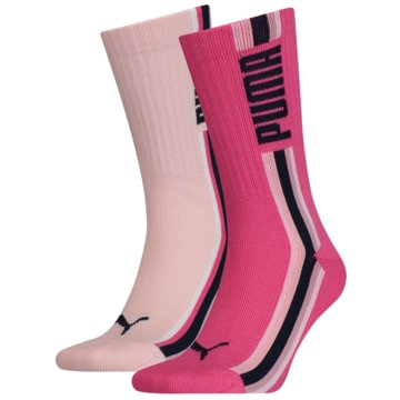 Puma Socken pink