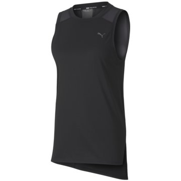 Puma T-ShirtsTrain Mesh Panel Tank Women -