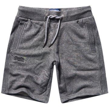 Superdry Shorts grau