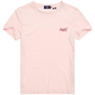 Superdry Damenmode rosa