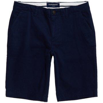 Superdry Shorts blau