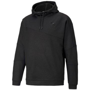 Puma SweatshirtsTRAIN ACTIVATE HOODIE - 520126 schwarz