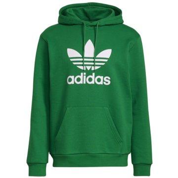 adidas Hoodies grün