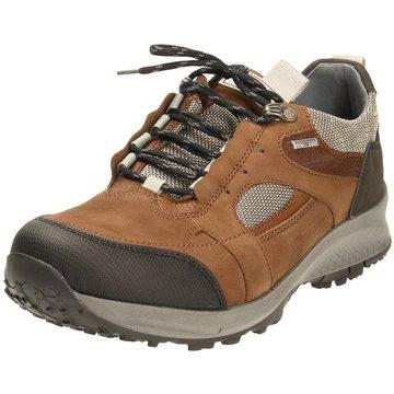 Waldläufer Outdoor Schuh braun