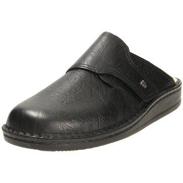 FinnComfort Clog schwarz