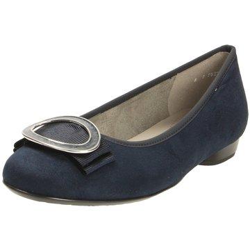 Jenny Klassischer BallerinaPisa blau