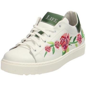 Life Sneaker Low weiß