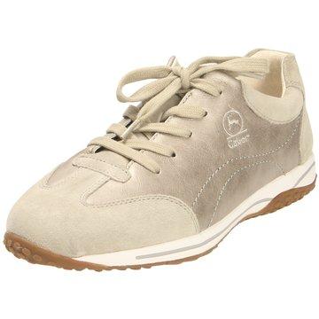 Gabor Komfort SchnürschuhSneaker grau