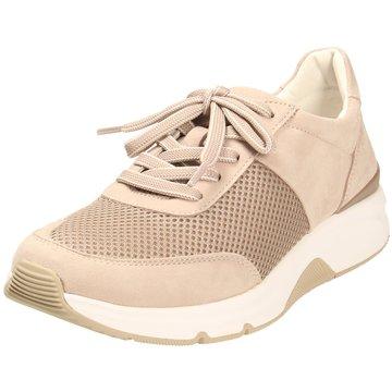 Gabor comfort Sportlicher SchnürschuhSneaker rosa