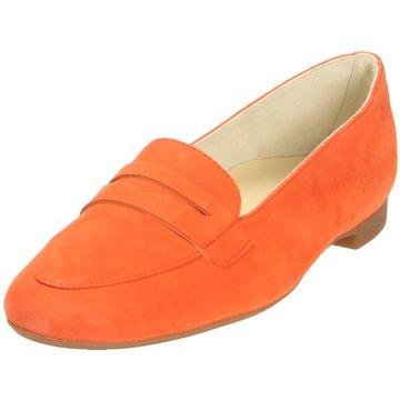 Paul Green Klassischer SlipperROM-HIGHSOFT orange