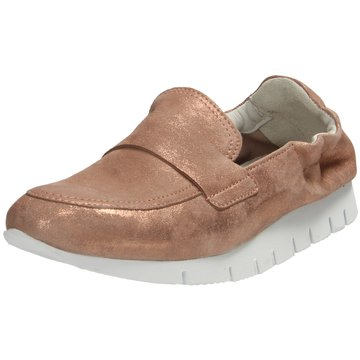 Only A Shoes Plateau Slipper rosa
