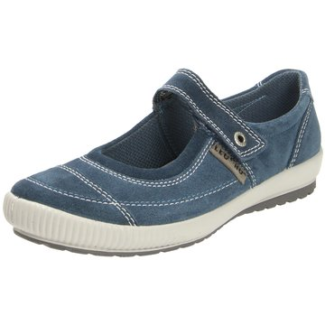 Legero Komfort Slipper blau