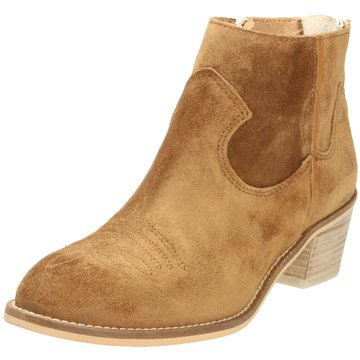 Alpe Woman Shoes Westernstiefelette braun