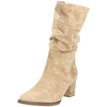 Gabor comfort Klassischer Stiefel beige