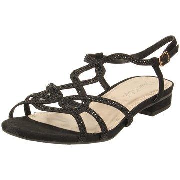 Idana Sandale schwarz
