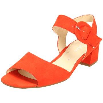 Gabor Sandale orange