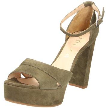 Unisa Sandalette grün