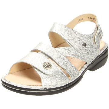 FinnComfort Komfort Sandale grau