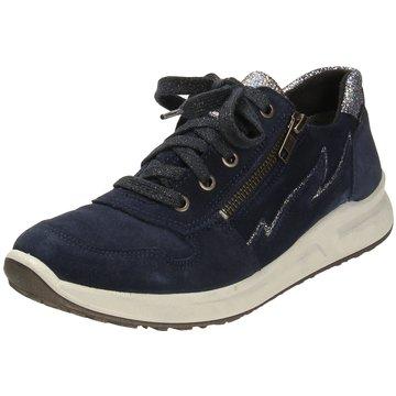 Legero Sneaker Low blau