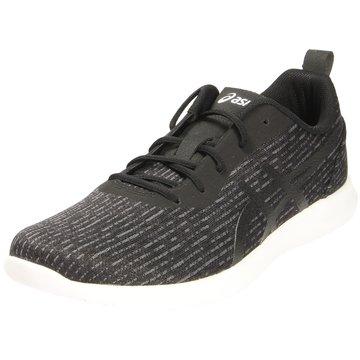 asics Sneaker Sports schwarz