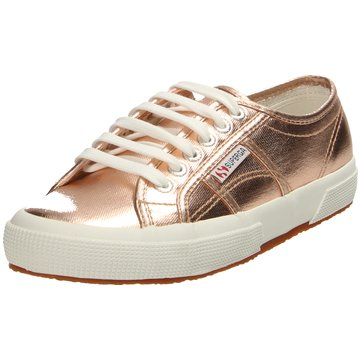 Superga Sneaker Low gold