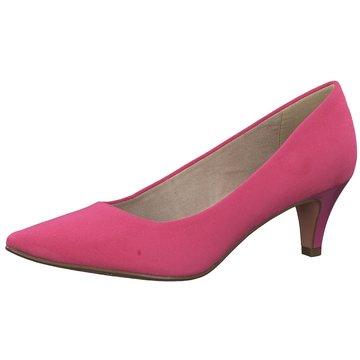 Tamaris Klassischer Pumps pink