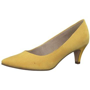 Tamaris Klassischer PumpsFreesia gelb