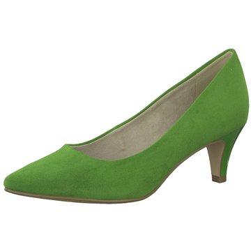 Tamaris Klassischer Pumps grün