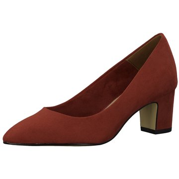 Tamaris Top Trends Pumps rot