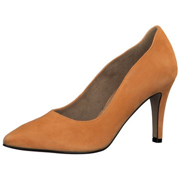 Tamaris Klassischer Pumps orange