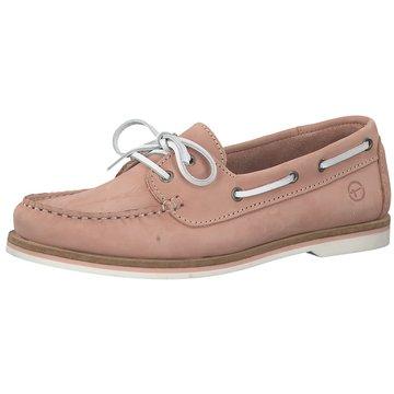 Tamaris BootsschuhFolk rosa