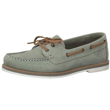 Tamaris BootsschuhSneaker grau