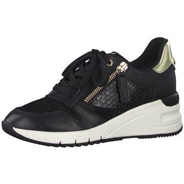 Tamaris Sneaker WedgesSneaker schwarz