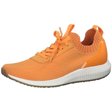 Tamaris Sneaker LowFashletics Tavia orange