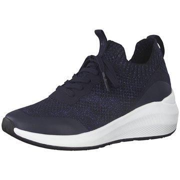 Tamaris Sneaker Low blau